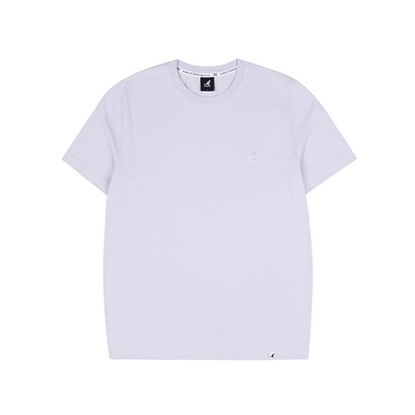 Basic Club Short Sleeves T 2565 LAVENDER