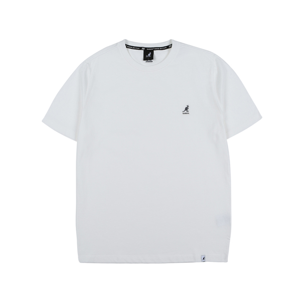 Basic Club Short Sleeves T 2565 White