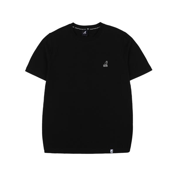 Basic Club Short Sleeves T 2565 Black