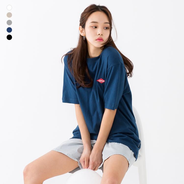프롬에이투비 반팔 티셔츠 TOB19ST011 스탠다드 워크 반팔 티셔츠