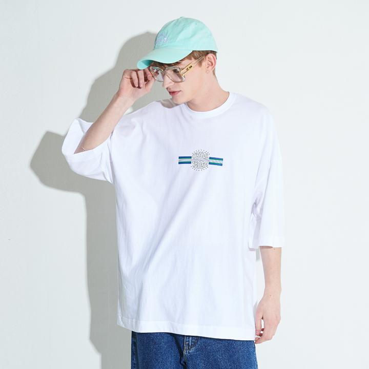 [단독할인]XTT005 스텔라 오버사이즈 티셔츠 (WHITE)