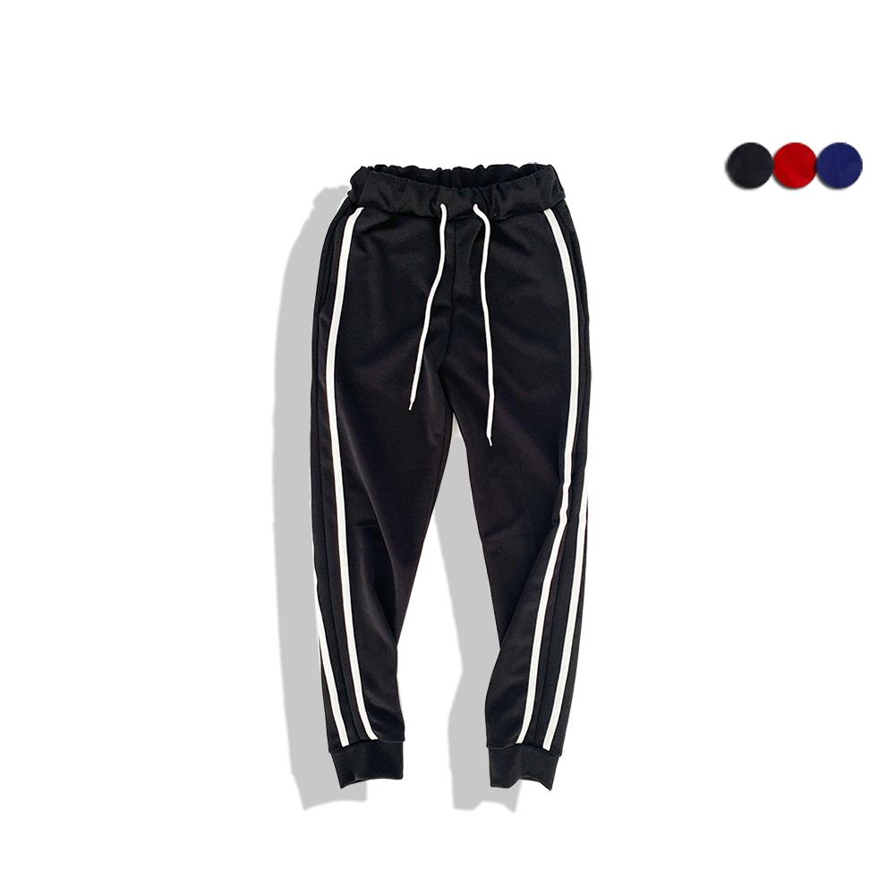 SLIM-FIT JERSEY JOGGER PANTS(3color)(여성용)