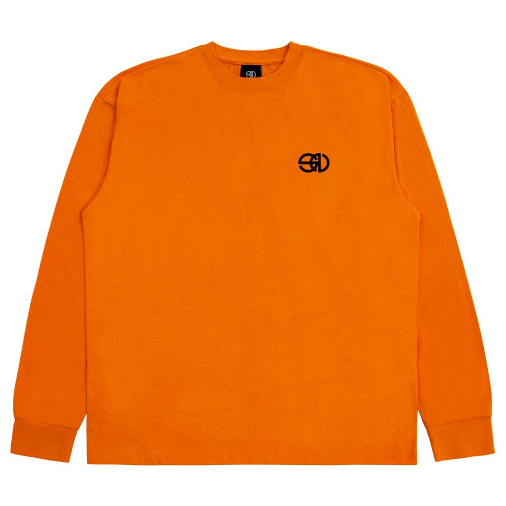 LOGO TEE - Orange