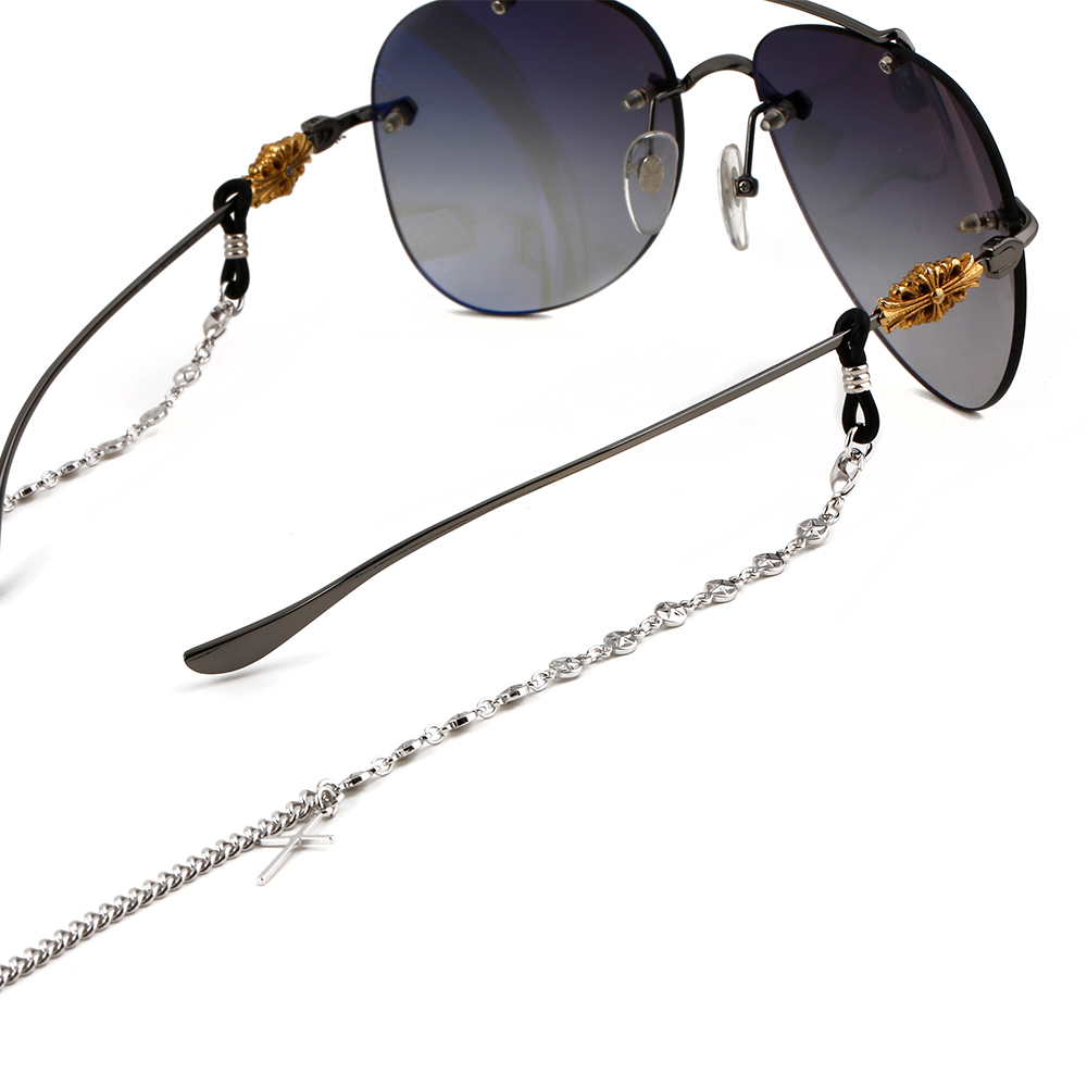 SVG-#902 Cross Glasses Chain80