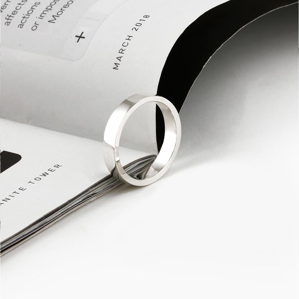 SVR-#S604 Plain Ring