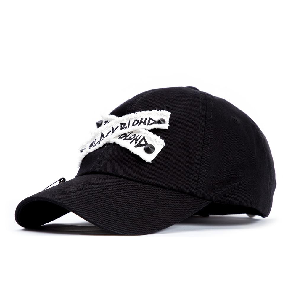 BBD X Patch Logo Cap (Black)