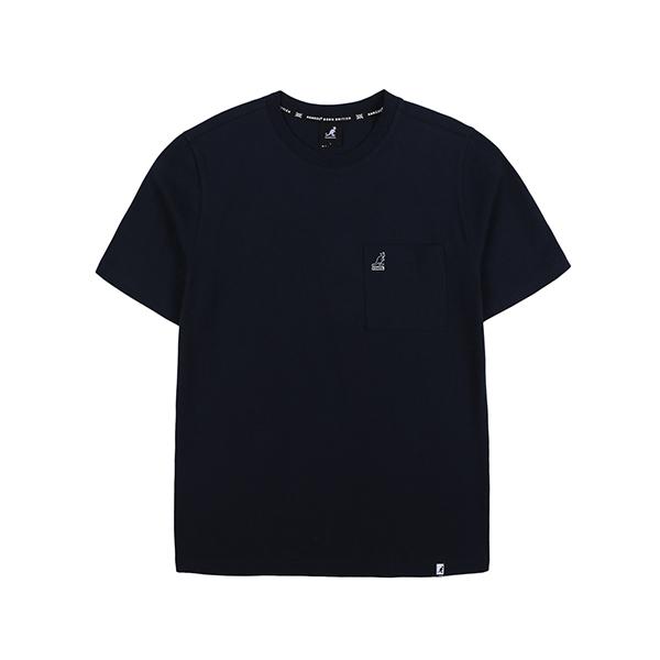 Basic Pocket T-Shirt 2585 NAVY