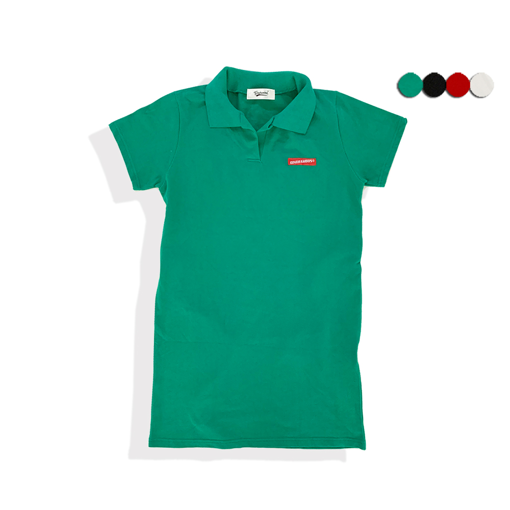 PIQUE MINI DRESS(4color)(여성용)