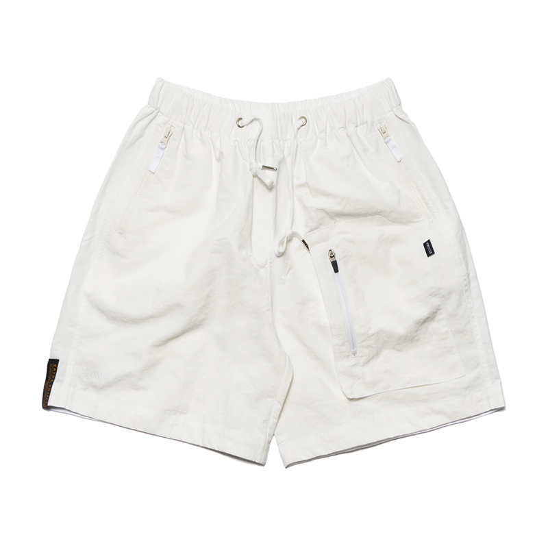 STIGMA STGM TECH SHORT PANTS WHITE