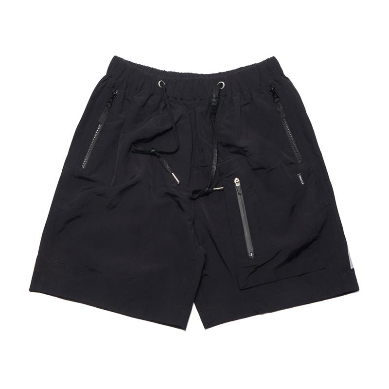 [시즌오프]STIGMA STGM TECH SHORT PANTS BLACK