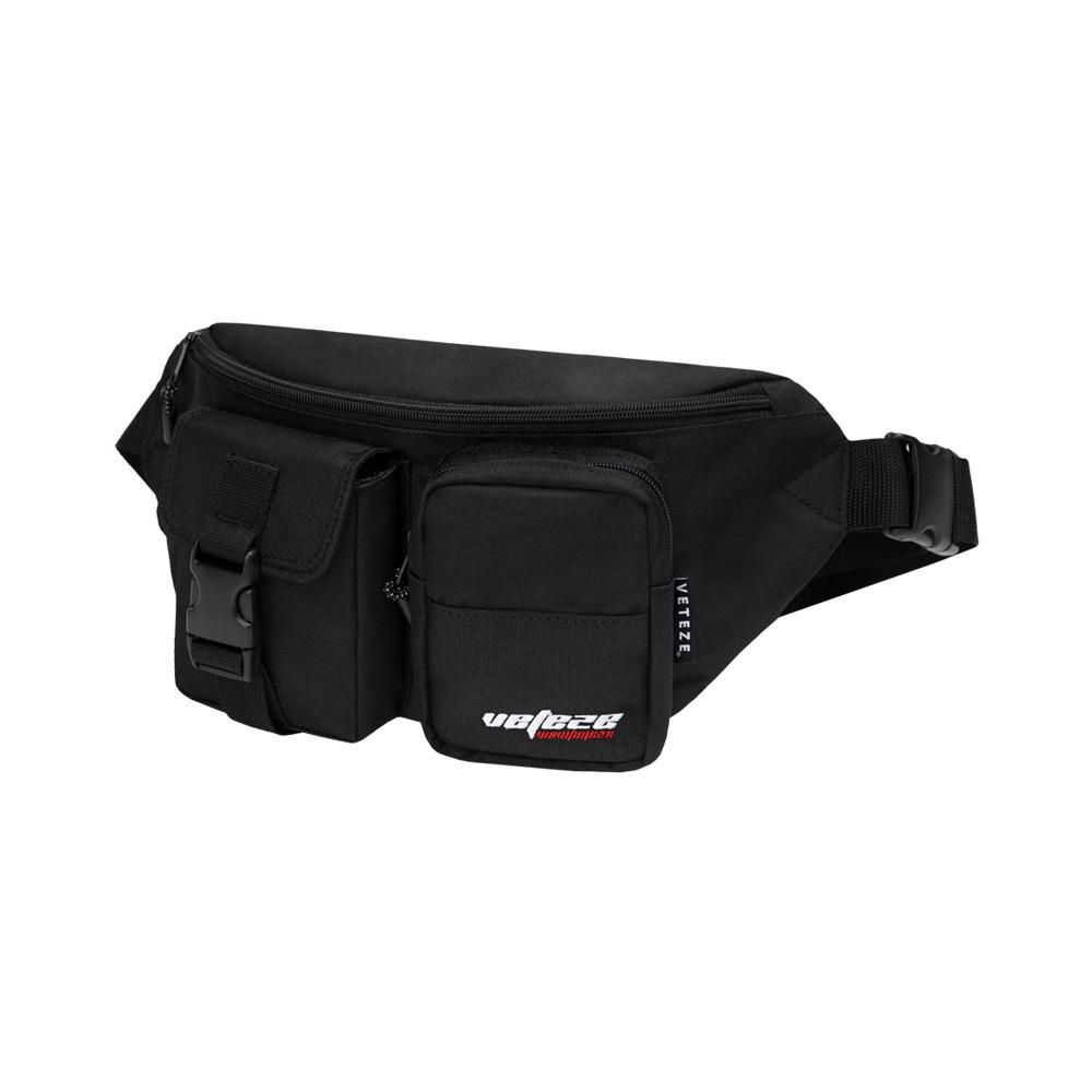 True Up Waist Bag (black)