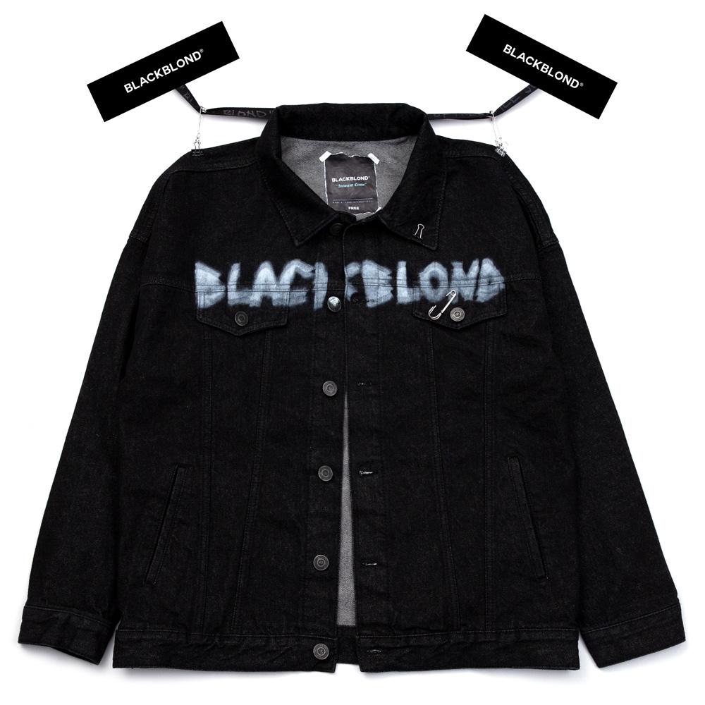 BBD Innocent Denim Jacket (Black)