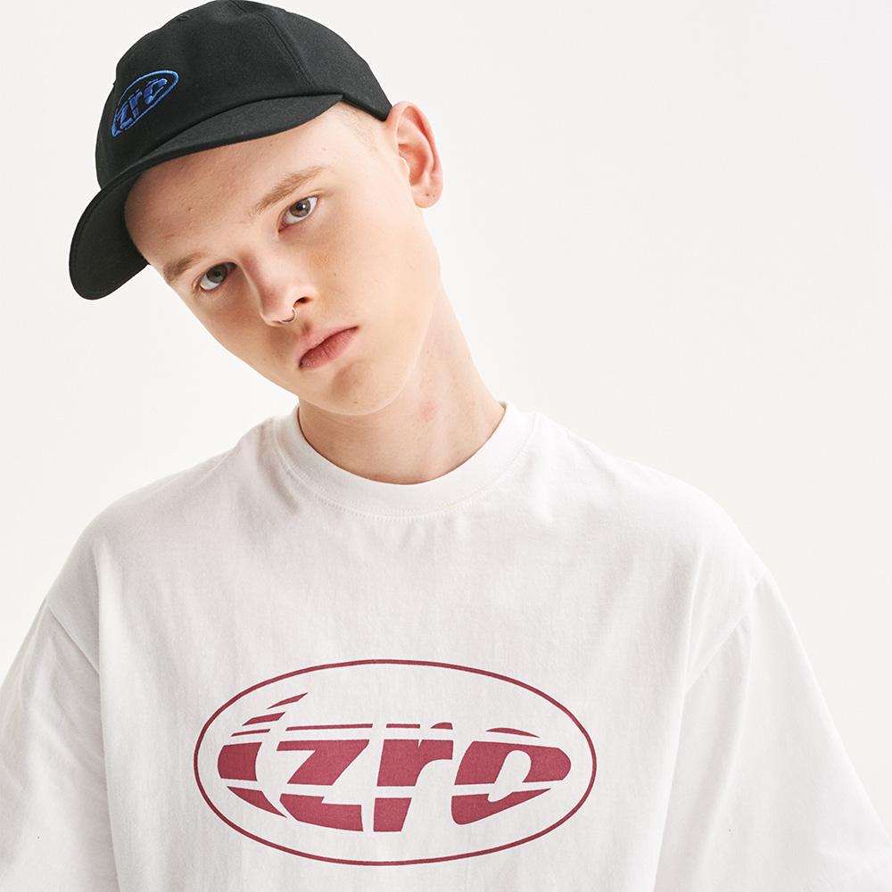 IZRO LOGO CAP - BLACK
