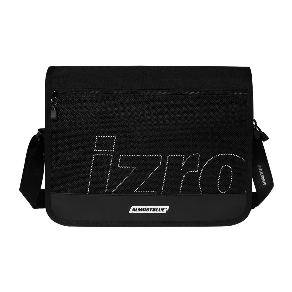 IZRO X ALMOSTBLUE MESSENGER BAG