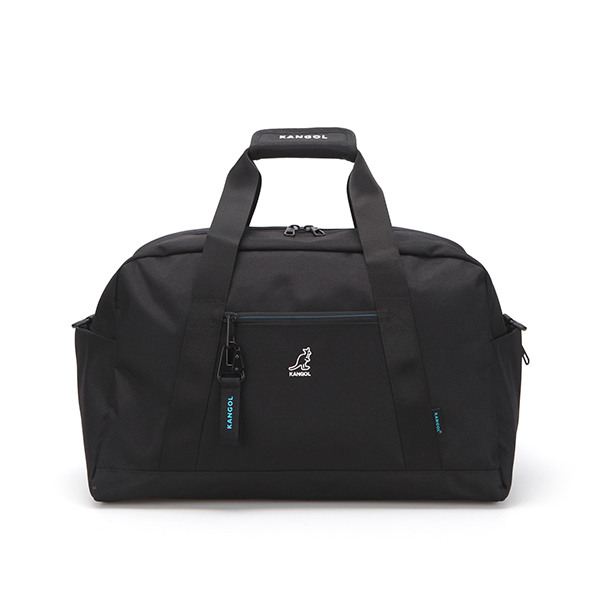 Keeper Ⅵ Boston Bag 3506 BLACK
