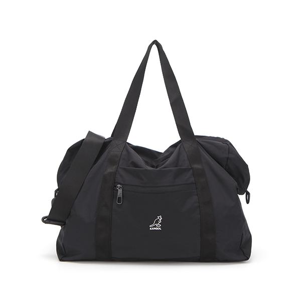 Keeper Ⅵ Packable Boston Bag 3507 BLACK