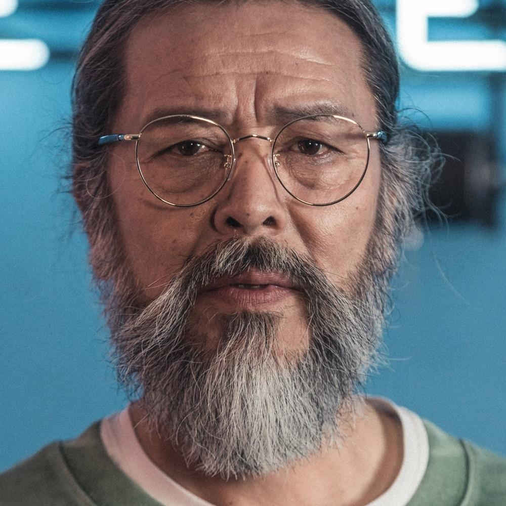 BESS gold 김칠두 남자 여자 동글이 동그리 요즘 유행 하는 복고 금테 안경테