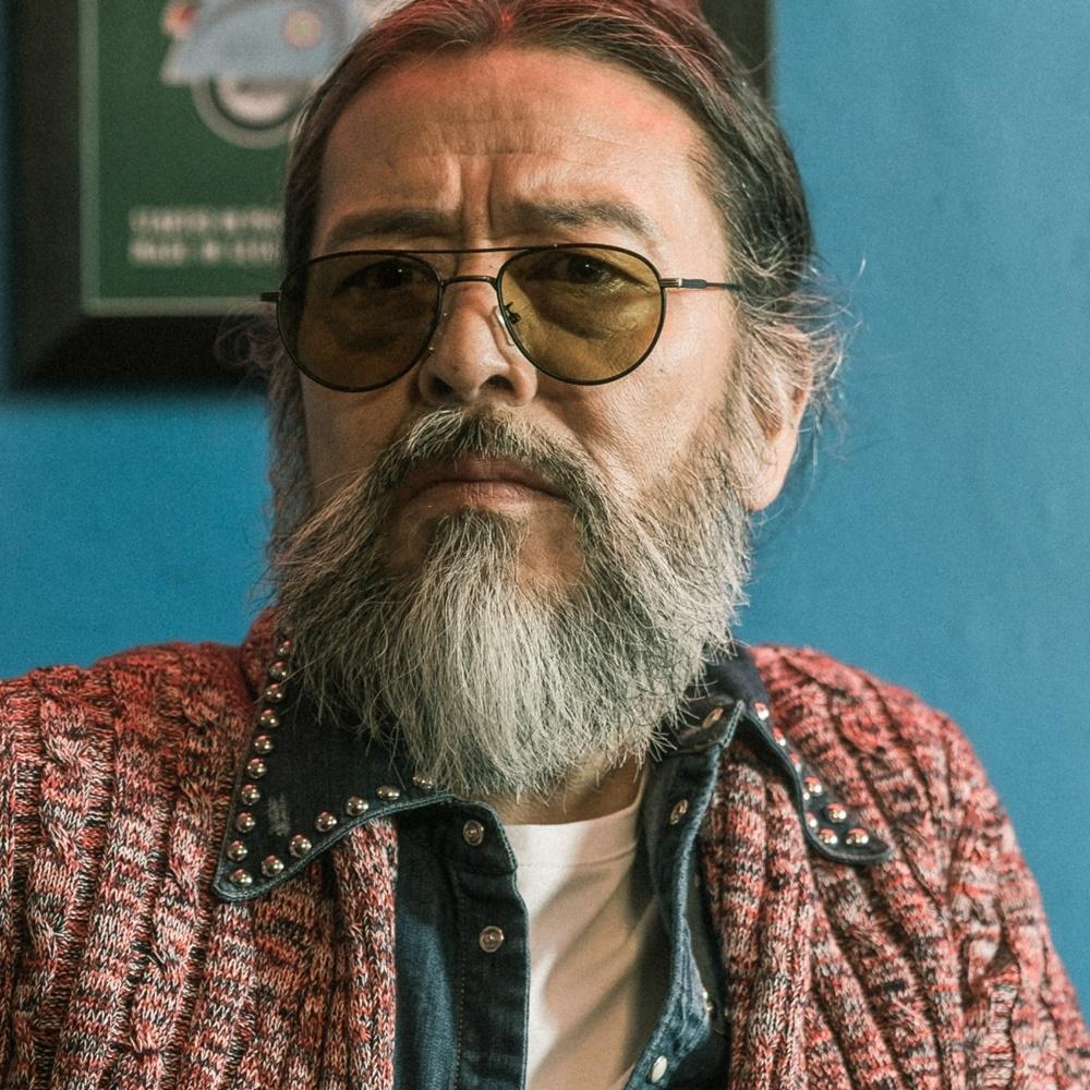 MILE grey-avocado tint 김칠두 남자 여자 레트로 빈티지 복고 커플 금테 메탈 보잉 틴트 선글라스
