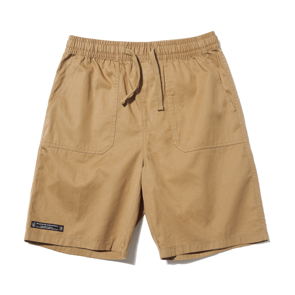 [단독상품]DECK STITCH HALF PANTS (BEIGE) [GSP003H23BE]