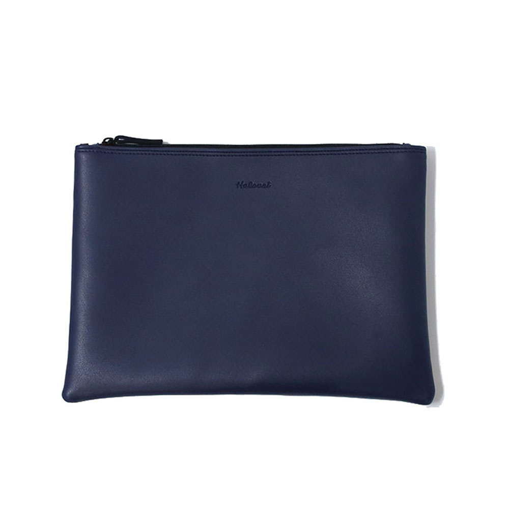 DAILY SIMPLE CLUTCH / DEEP BLUE