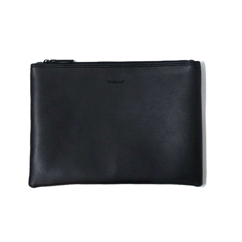 DAILY SIMPLE CLUTCH / BLACK