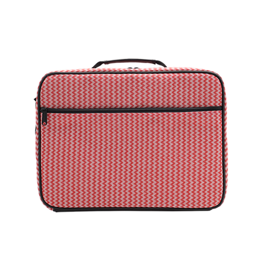 ZIGZAG TRAVELBAG/ RED