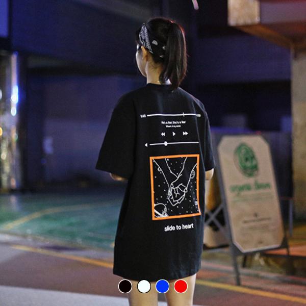 [단독할인][패티즘 뮤직티] FTSHM MUSIC TEE