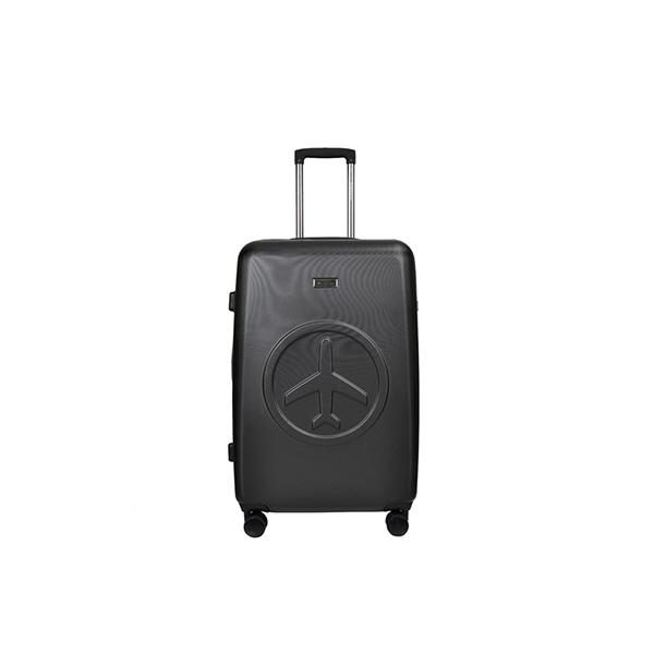 [비아모노] FLY VIAMONOH 엠보 캐리어 화물중형 (24in) (BLACK)