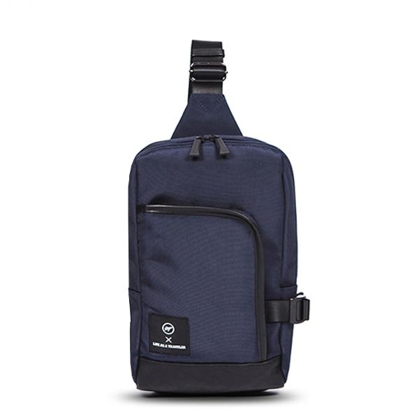[비아모노] LETO SLING BAG (NAVY)