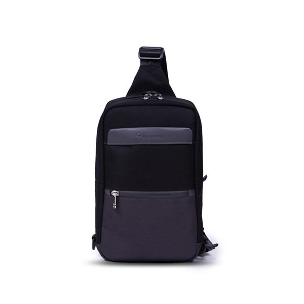 [비아모노] TOBY SLING BAG (BLACK)