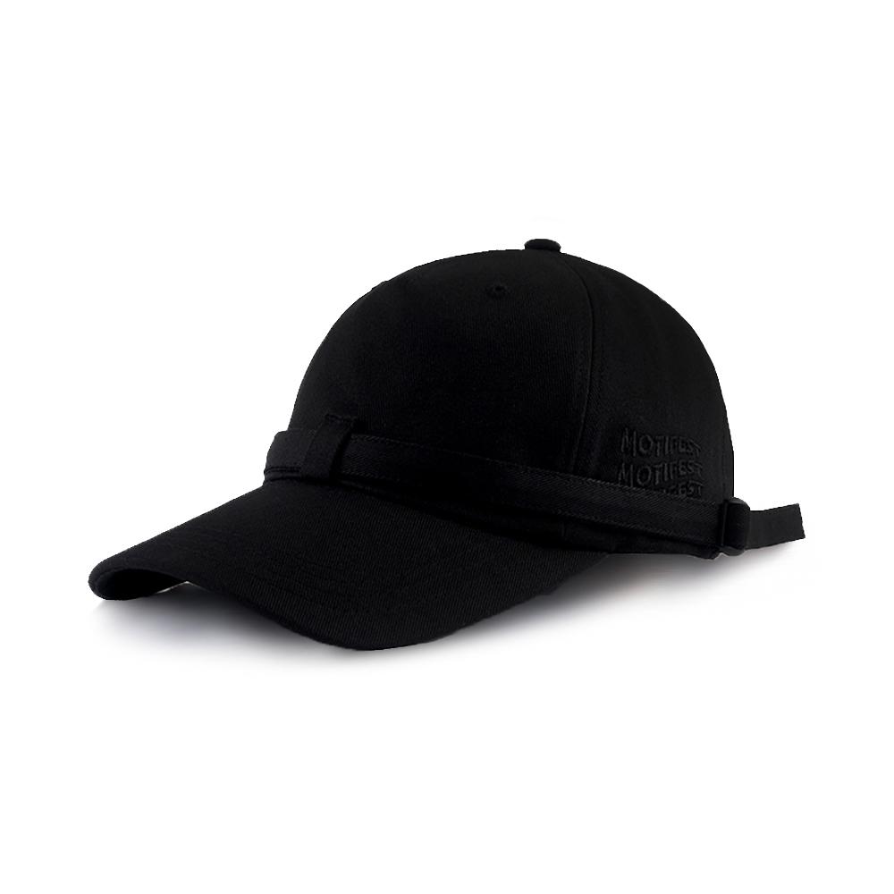 [쌈디 몬스타엑스 원호 착용][Motifest] Garments Flag Danggi Cap (Black)