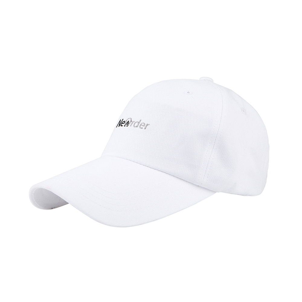 [SF9 다원 MXM 임영민 강민경 착용][Motifest] Garments New Order Double Strap Cap (White)