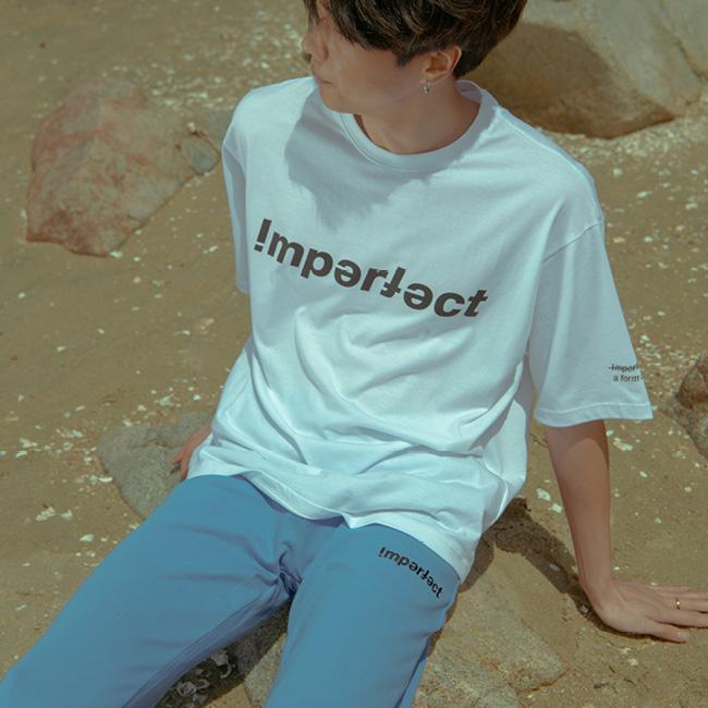 IMPFCT 티셔츠 white