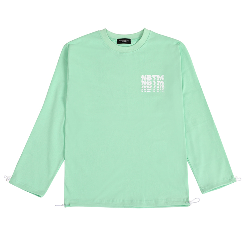 STRING LONG SLEEVE(MINT)