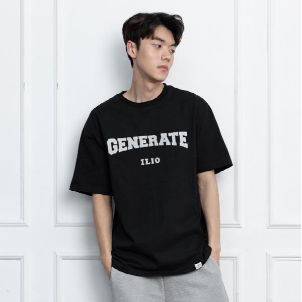 [단독상품]GENERATE-T 블랙