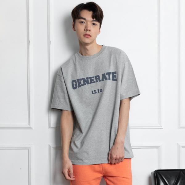 [단독상품]GENERATE-T 그레이