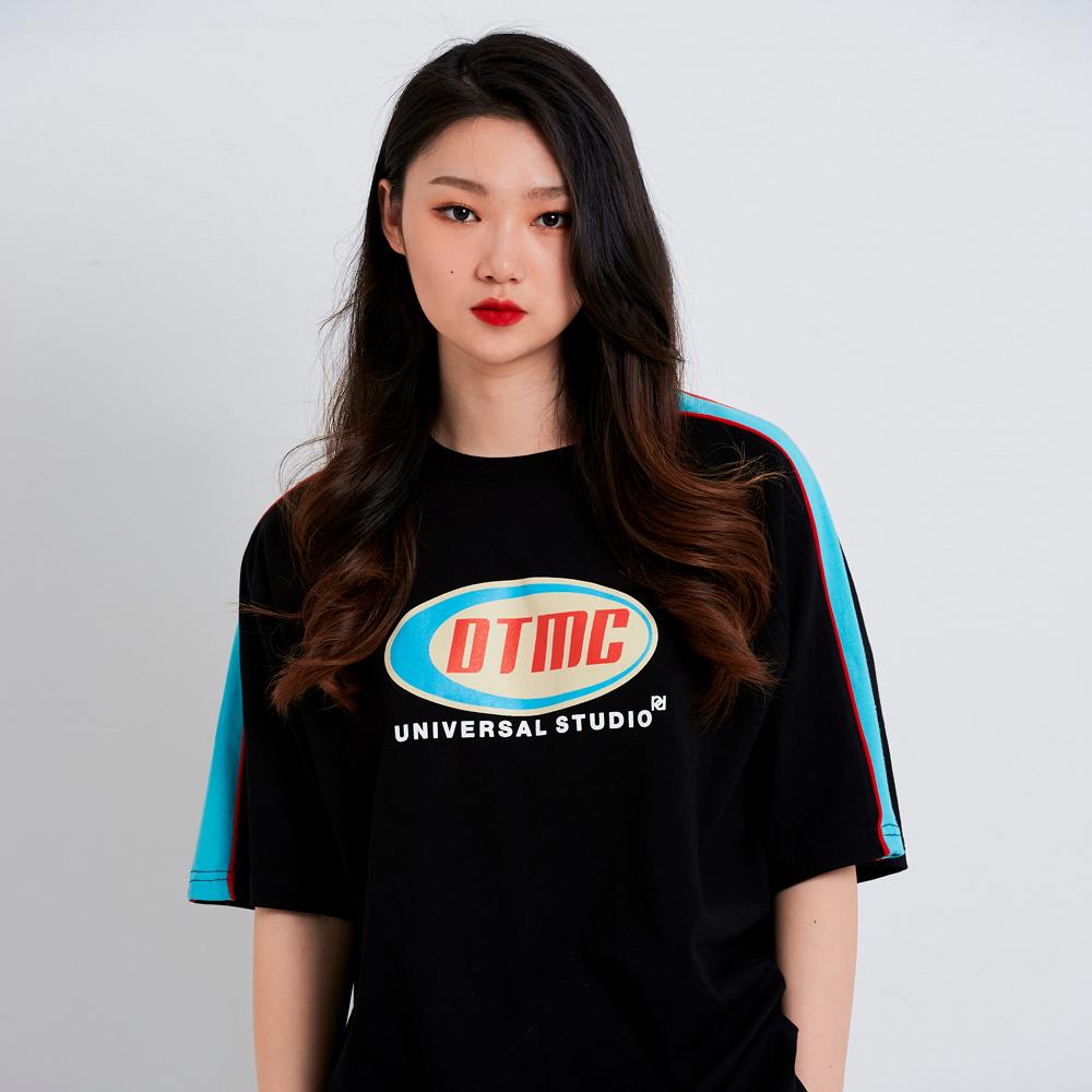 DTMC circle logo track T (BLACK)