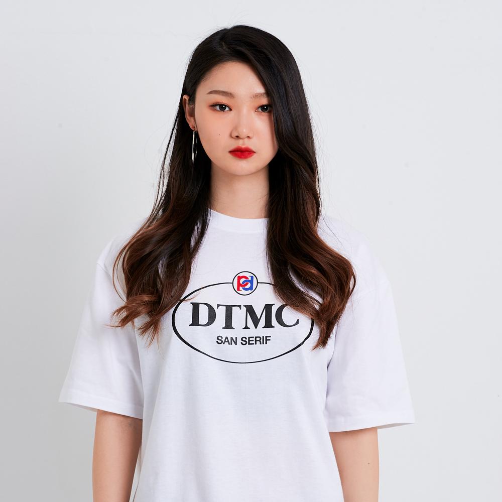 DTMC SSS(street san serif) T (WHITE)