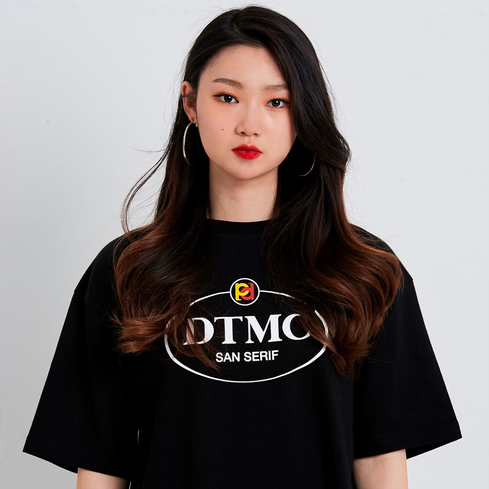 DTMC SSS(street san serif) T (BLACK)
