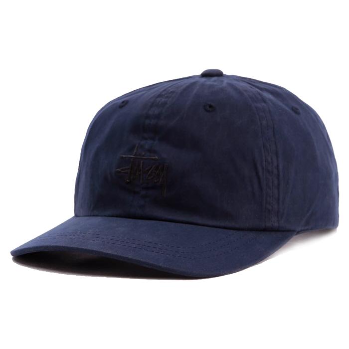 스투시 왁스 코튼 로우 프로 캡 블루 / 131774-BLUE