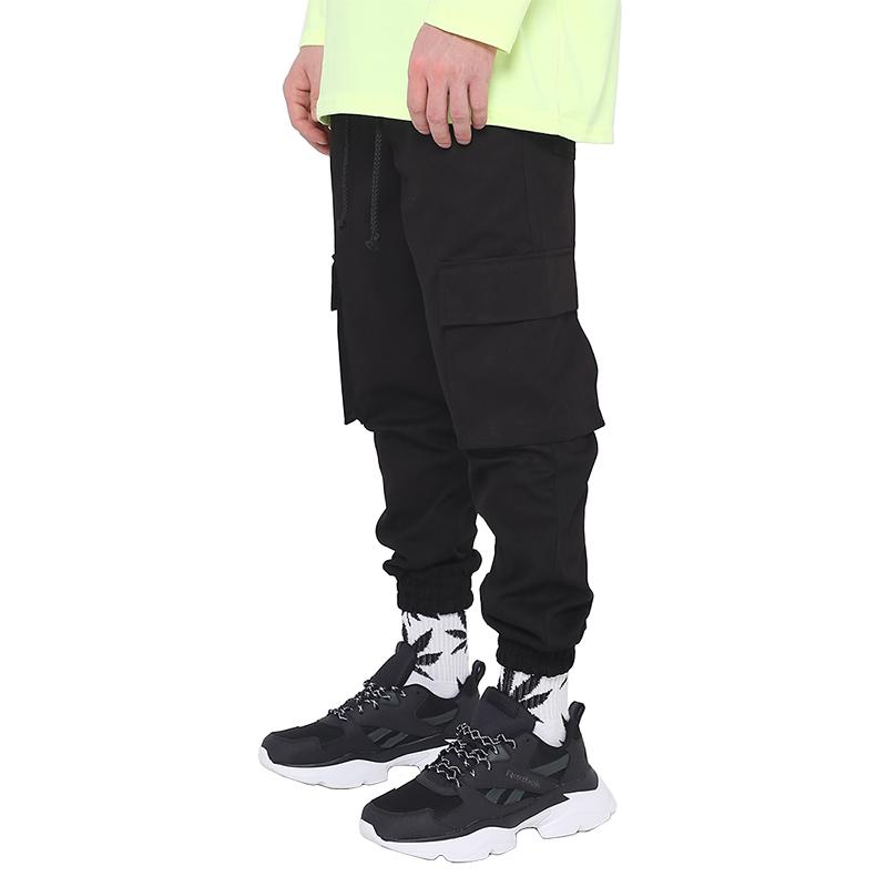 [단독벨트증정][단독1+1] ROCKPSYCHO(V) Cotton Jogger pant- Black / 락사이코(V) 면죠거팬츠-블랙