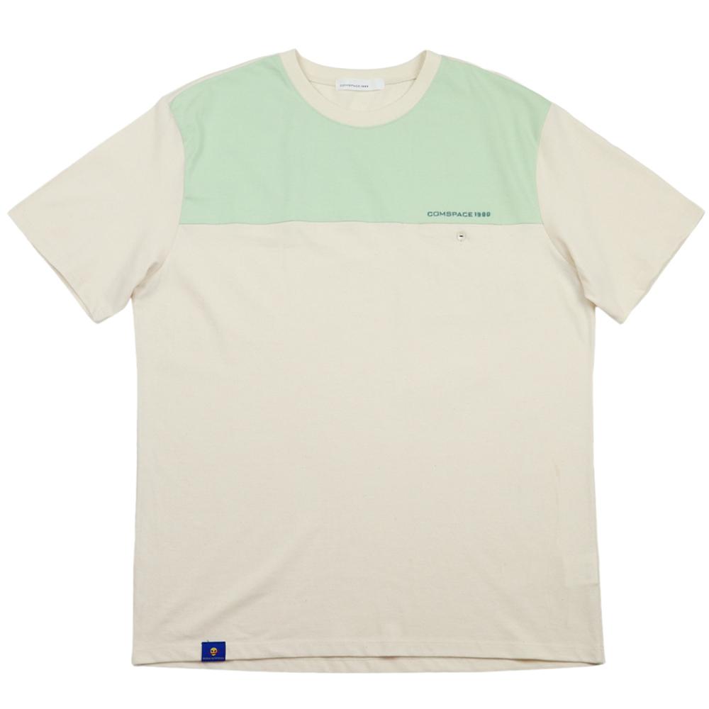 톤앤톤 라운드 티셔츠 민트