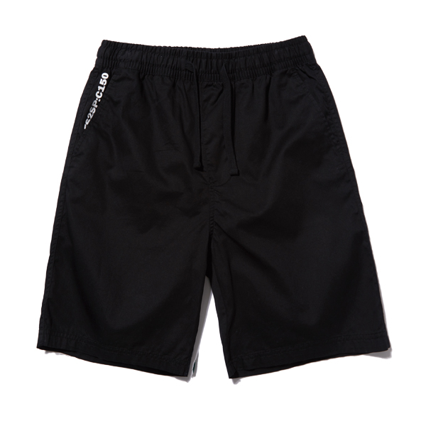 [단독할인]BASIC HALF PANTS (BLACK) [ESP001H23BK]