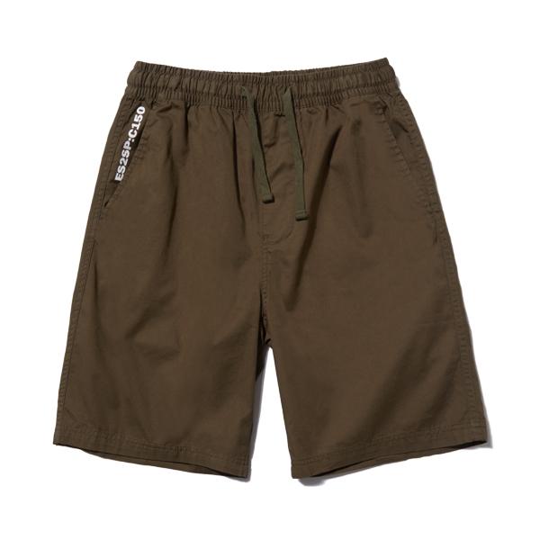 [단독할인]BASIC HALF PANTS (KHAKI) [ESP001H23KH]