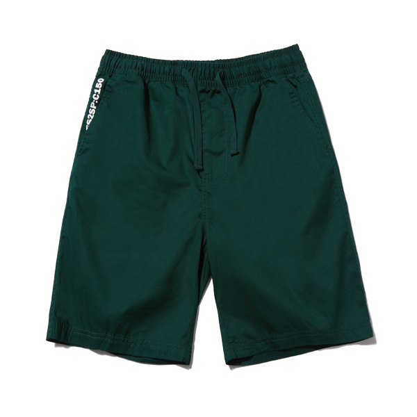 [단독할인]BASIC HALF PANTS (FOREST) [ESP001H23FO]