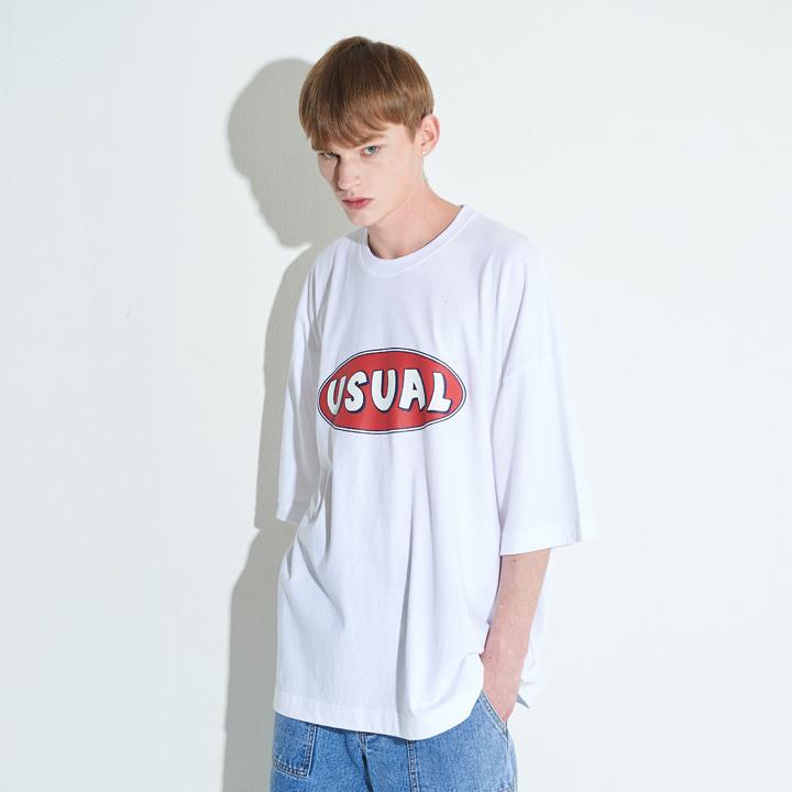 XTT010 주디스 오버사이즈 티셔츠 (WHITH)