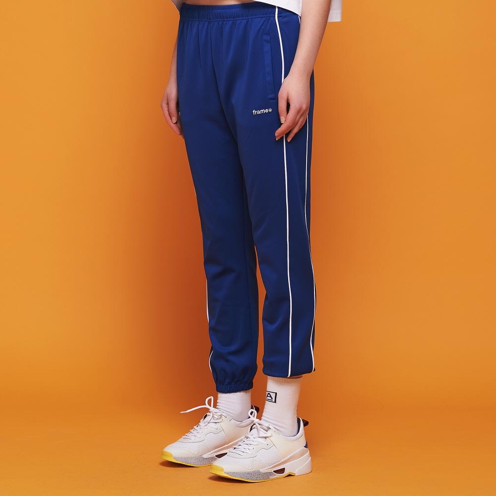 [어나더프레임] AF PIPING TRACK JOGGER PANTS (BLUE)