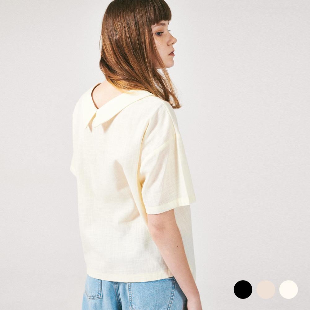 프론리어 카라 티셔츠 3COLOR