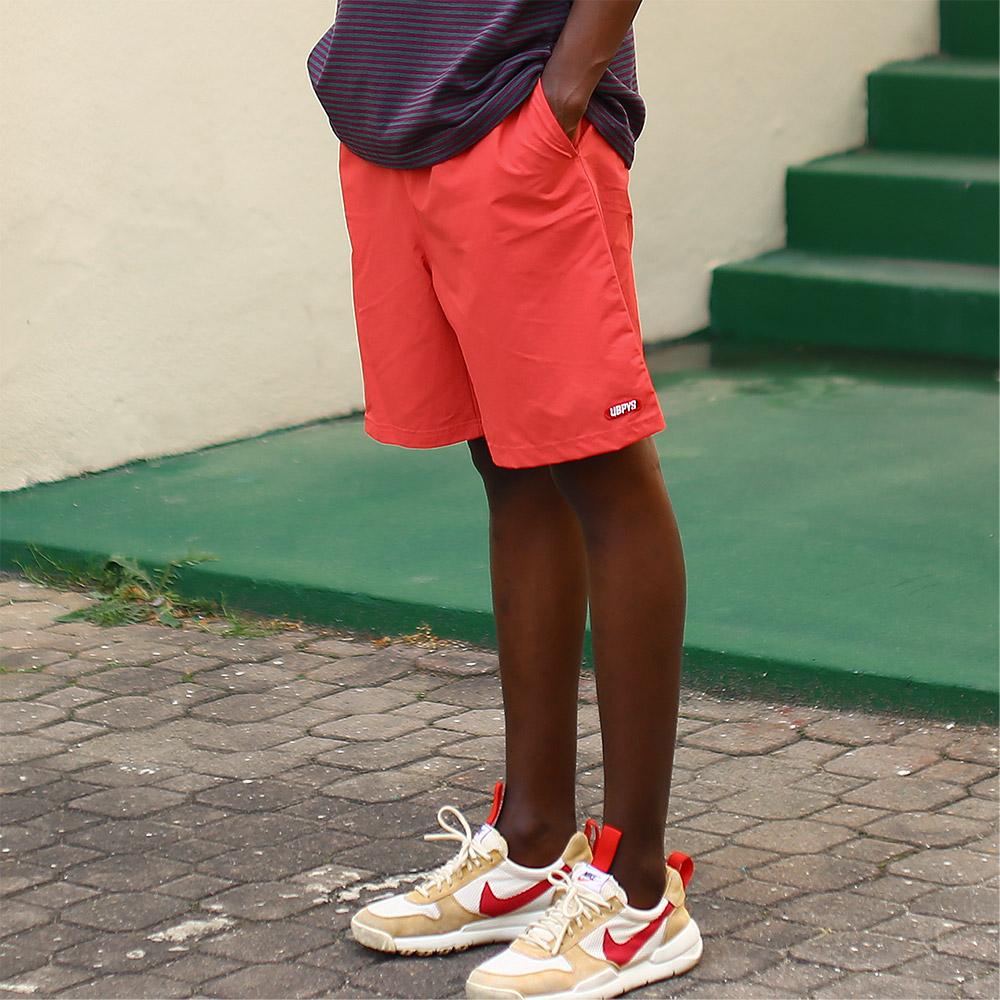 SUPERON SHORT PANTS (RED)