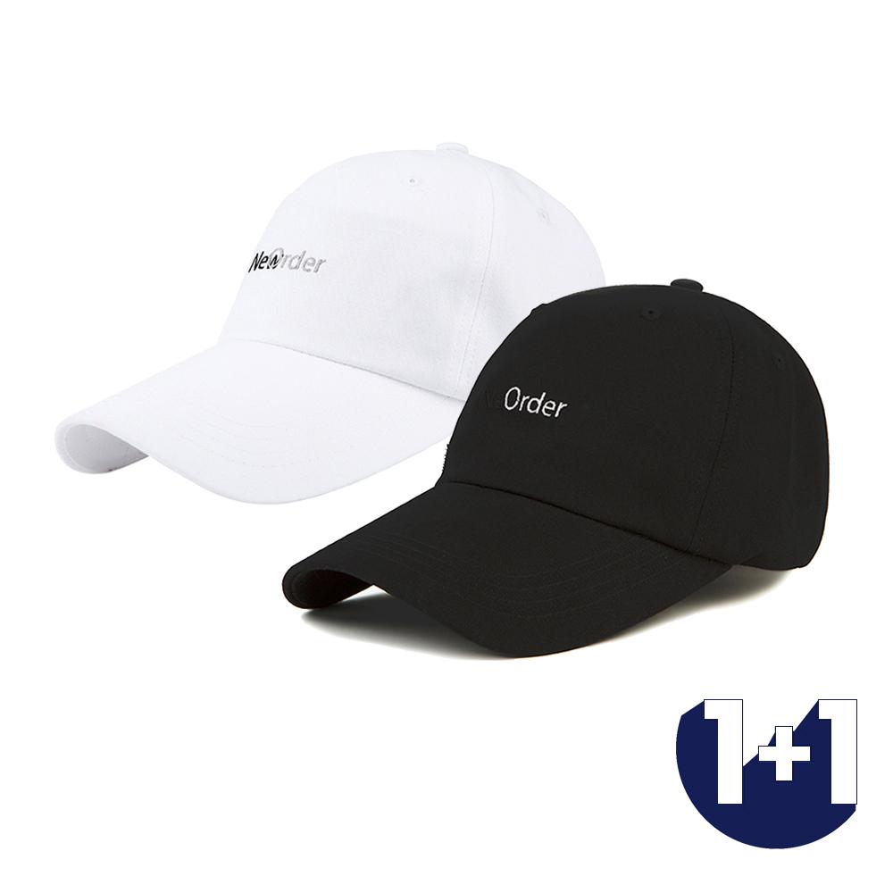 [단독할인][1+1][SF9 다원 MXM 임영민 강민경 착용][Motifest] Garments New Order Double Strap Cap (2color)
